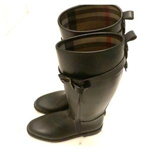 Burberry Brain Rainboots 38/8